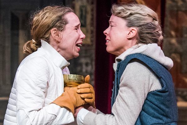 Hamlet at Shakespeare's Globe at 2018. © Tristram Kenton