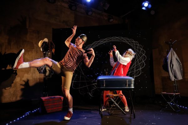 Roustabout Theatre's LUNA: A play about the moon