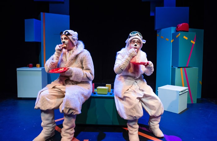 The Polar Bears Go Up at the Unicorn Theatre