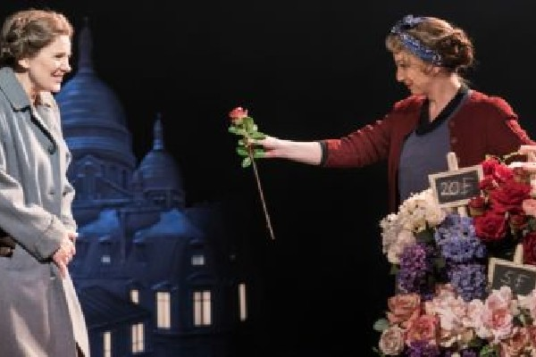 Clare Burt in Flowers for Mrs Harris
