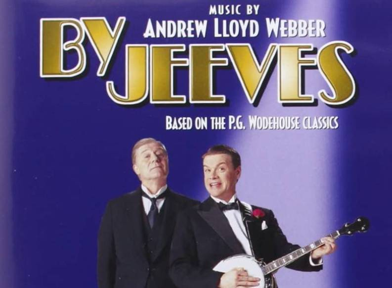 Andrew Lloyd Webber & Alan Ayckbourn's By Jeeves was recorded in 2001