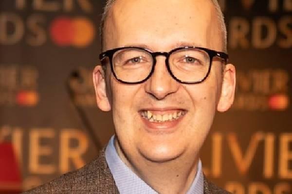 Society of London Theatre chief executive Julian Bird