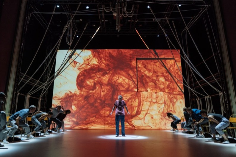 A Monster Calls transferred from Bristol Old Vic to London's Old Vic