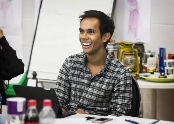 High Tide artistic director Suba Das