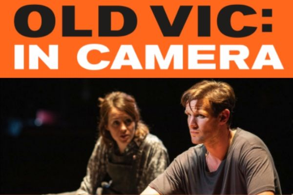 Claire Foy and Matt Smith perform LUNGS as part of Old Vic: In Camera