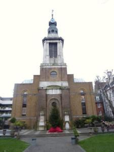 St Ann's Church, Soho