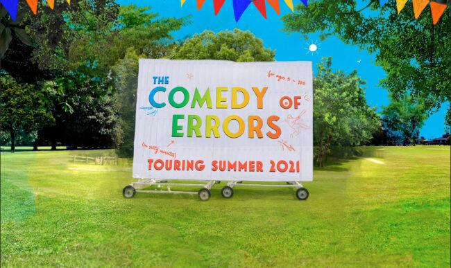 Comedy of Errors & Midsummer Night's Dream - Scoot Theatre 2021
