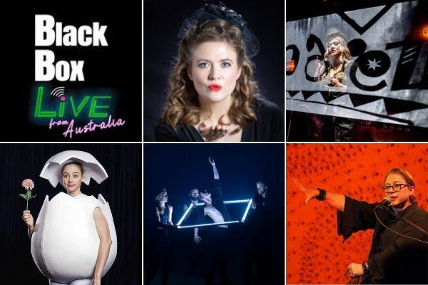 Black Box Live's 2021 Edinburgh Fringe programme