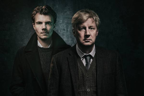 Alex Phelps and Will Barton star in When Darkness Falls