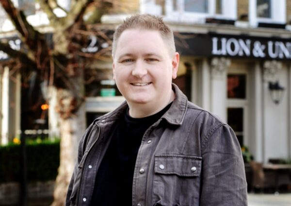 David Brady at the Lion & Unicorn Theatre, 2021