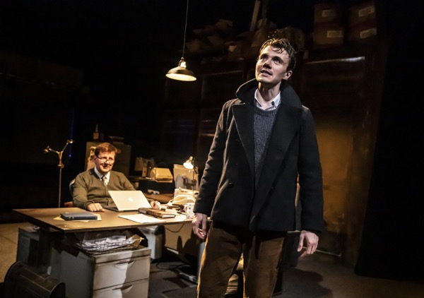 Alex Phelps and Will Barton in When Darkness Falls