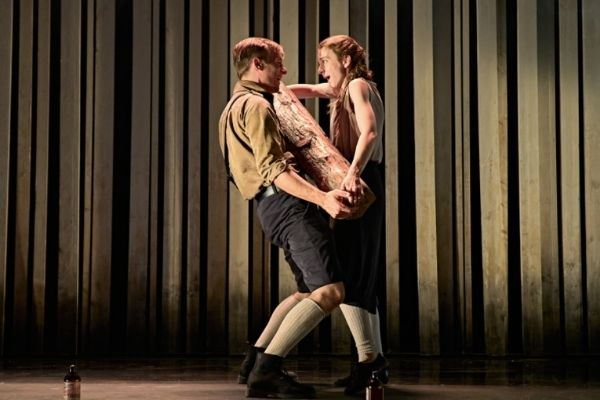 Camp Siegfried at the Old Vic Theatre