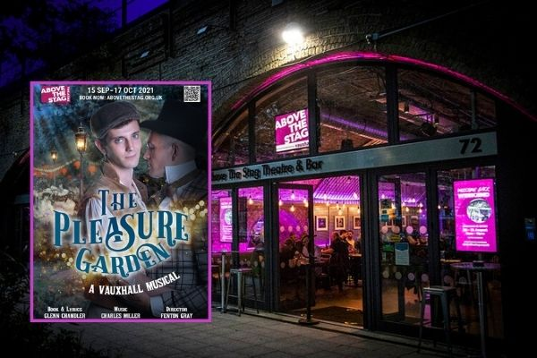 The Pleasure Garden premieres at London's Above the Stag Theatre