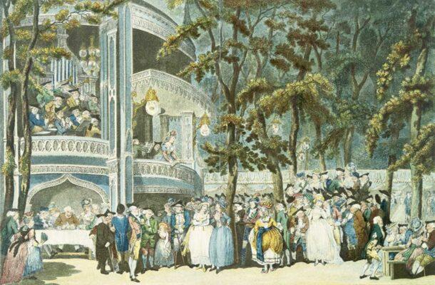 Vauxhall Pleasure Gardens