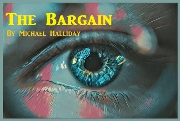 The Bargain premieres at Ye Olde Rose & Crown