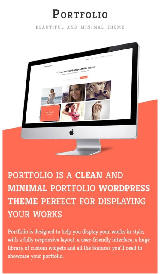 Wordpress Themes Portfolio