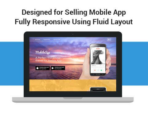 Wordpress Themes MobileApp