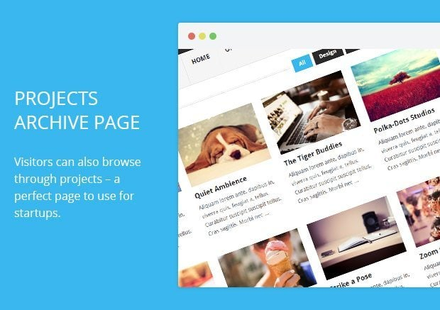Download Themes PointPro WordPress