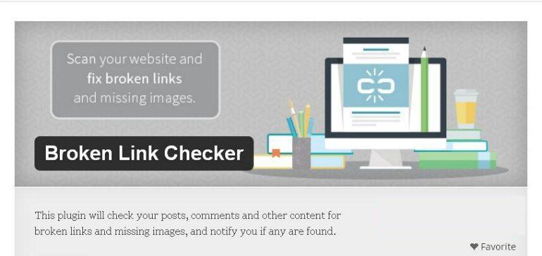essential-wordpress-plugins-broken-link-checker