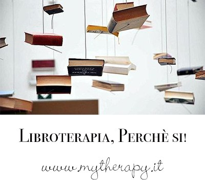 Libroterapia ovvero l'arte di curarsi con i libri