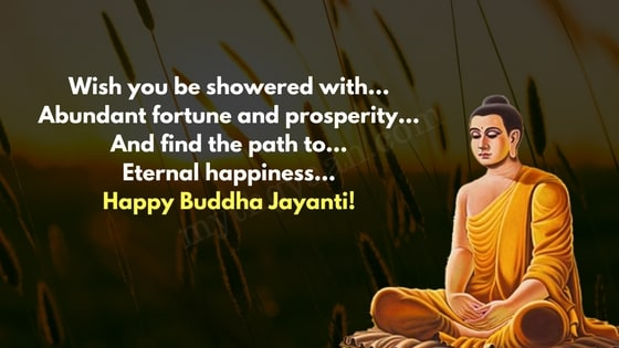 Buddha Purnima Wishes 2018- Mythgyaan