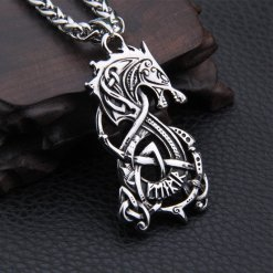 Celtic Knot Dragon