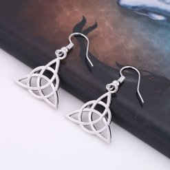 Trinity Celtic Knot Earrings