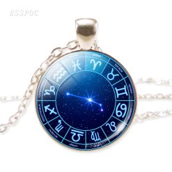 Zodiac Necklace - Aries