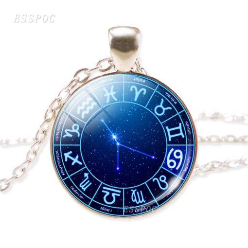 Zodiac Necklace - Cancer