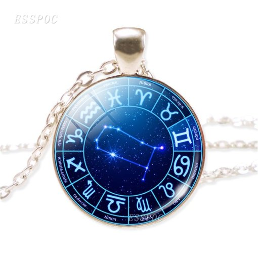 Zodiac Necklace - Gemini