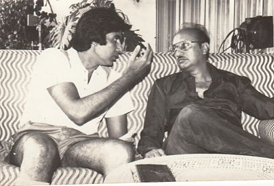 Image result for amitabh bachchan shorts