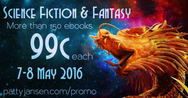 science fiction fantasy ebooks kindle discount promo bargain