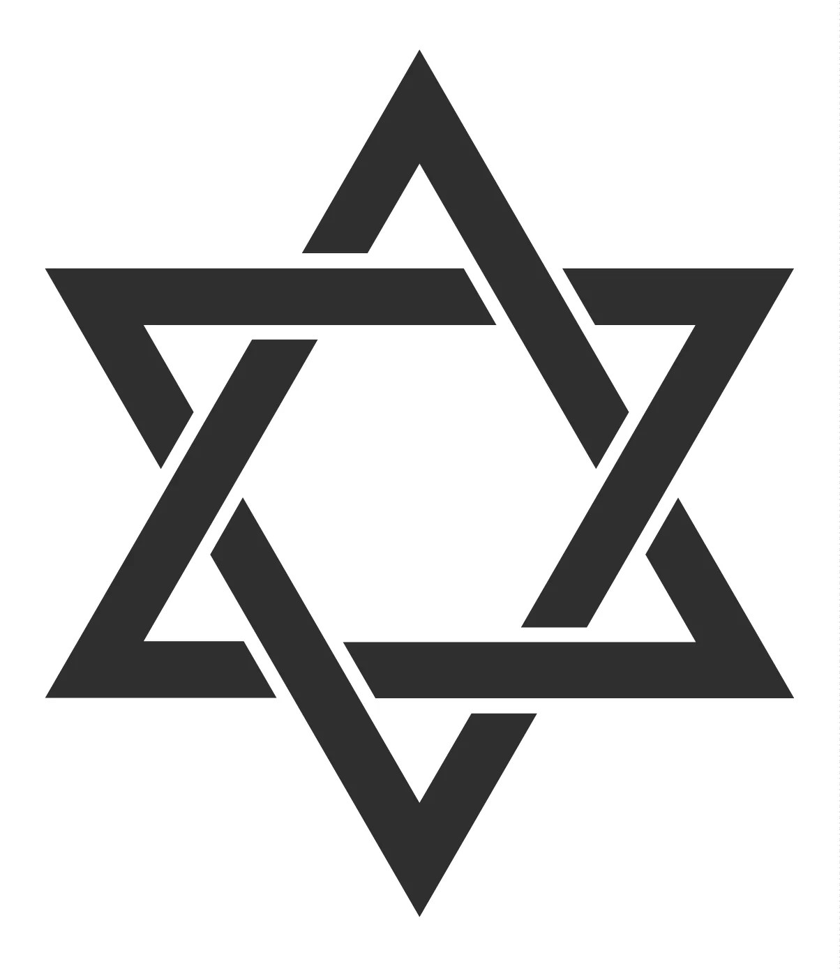 The Star Of David The Jewish Star Its Meaning