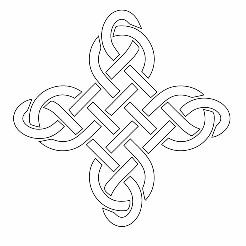 Eternal Love Celtic Knot