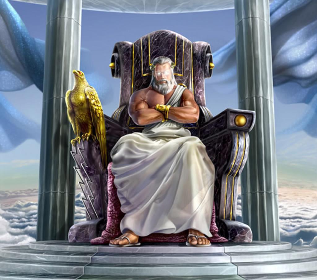 Zeus - tatal zeilor
