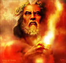 Zeus si fulgerul