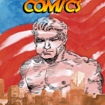In this special edition of Naked Man Comics, the heroes of Rose City roles are defined through music.