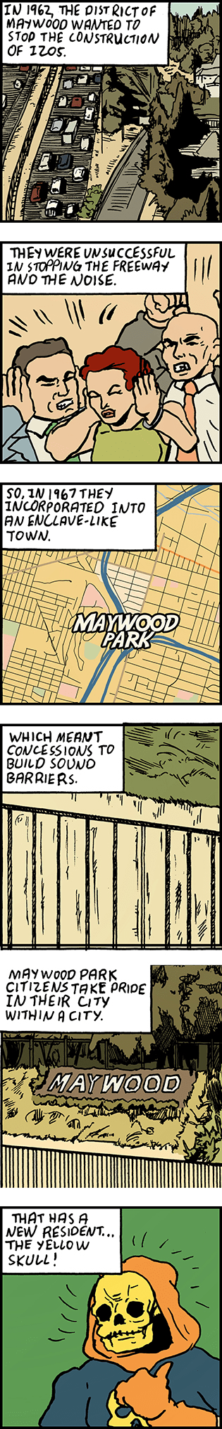 Down in Maywood