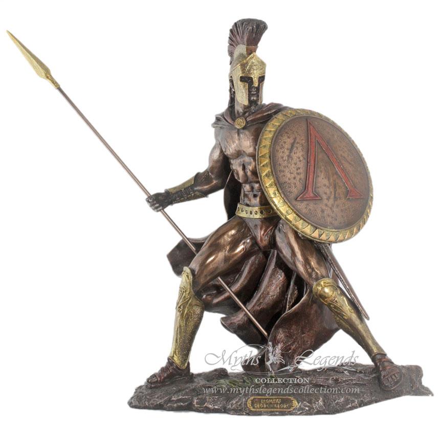 King Leonidas Real King Leonidas of Spart...