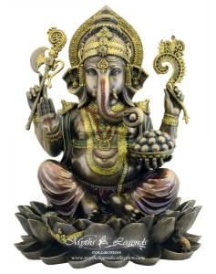 Medium-Sitting-Ganesha-0