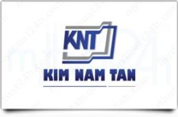 Thiết kế logo công ty KIM NAM TÂN