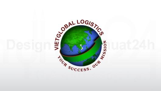 Thiết kế logo VietGlobal