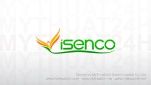 Thiết kế logo tem nhãn chăn, ga, gối đệm Visenco
