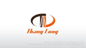 THIẾT KẾ LOGO CÔNG TY CỔ PHẦN CÔNG TRÌNH GIAO THÔNG THĂNG LONG