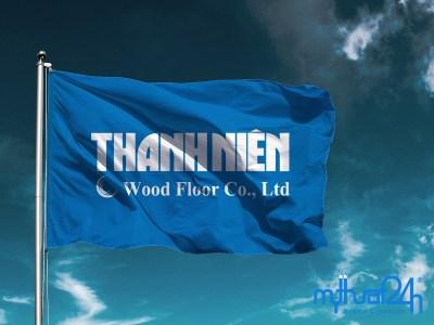 Thiết kế logo Thanh Niên Wood Floor