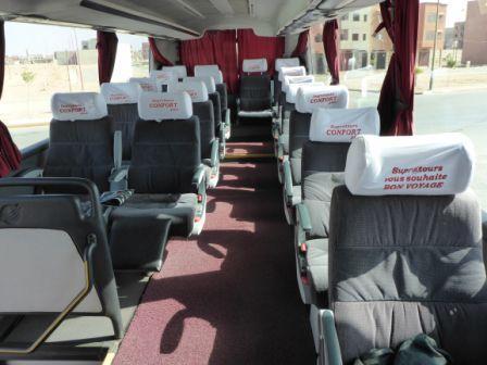 supratours seats