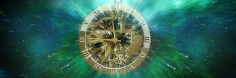 Does time and space exist?