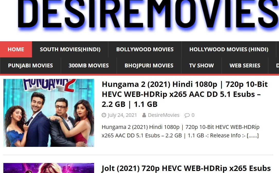Desiremovies 2021- Watch And Download Free Movies