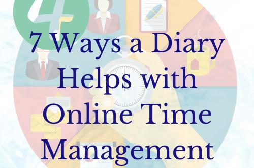 7 useful diary tips