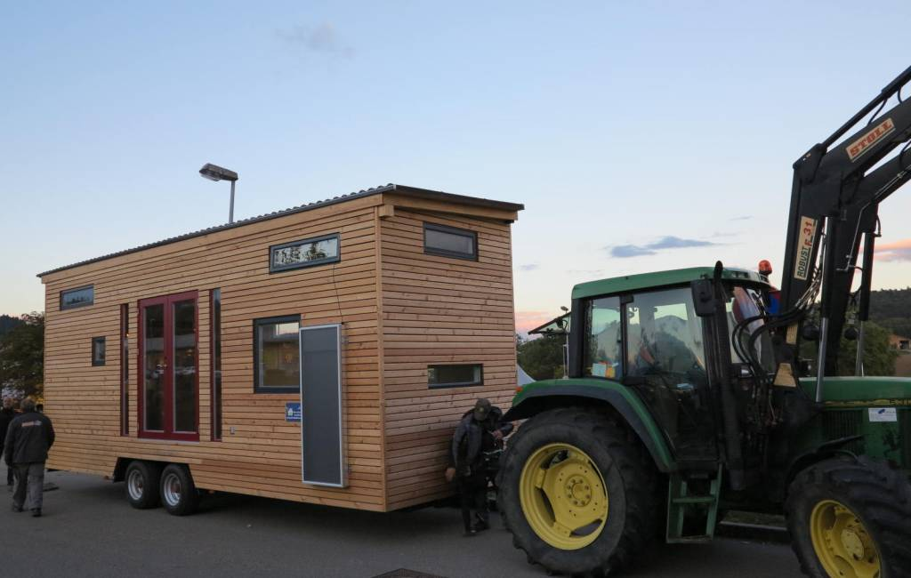 Tag des Offenen Tiny Houses